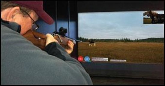 Sportsman Shooting Center: Laser training simulator