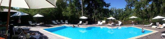 La Becasina Delta Lodge: Pileta