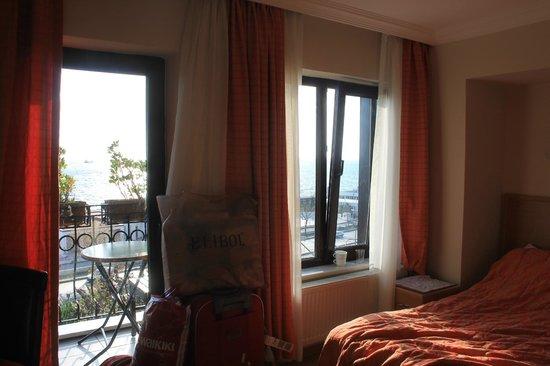 Deniz Houses Hotel: Общий вид номера