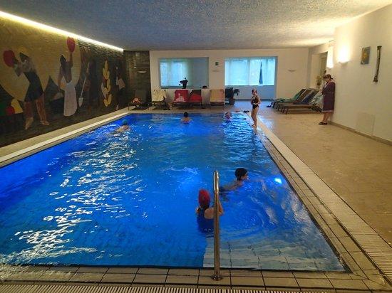 Hotel Mitterplarserhof: piscina