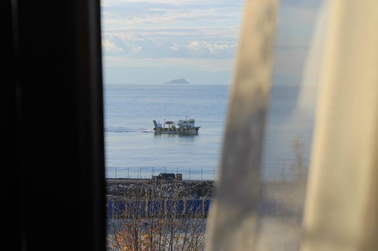 Deniz Houses Hotel: Вид из окна