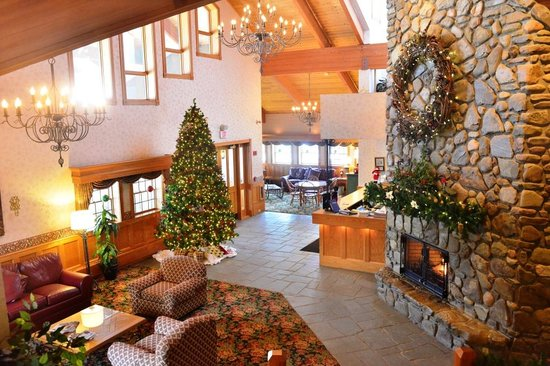 Christmas Time at the Inn at Holiday Valley