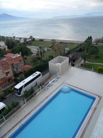 Ephesia Hotel : een mooi zwembad