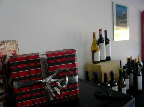 Riedel Winebar: Los decorados de navidad