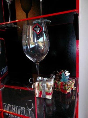 Riedel Winebar: Las copas Riedel