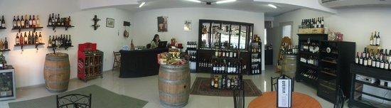 Riedel Winebar: Panoramica de la boutique