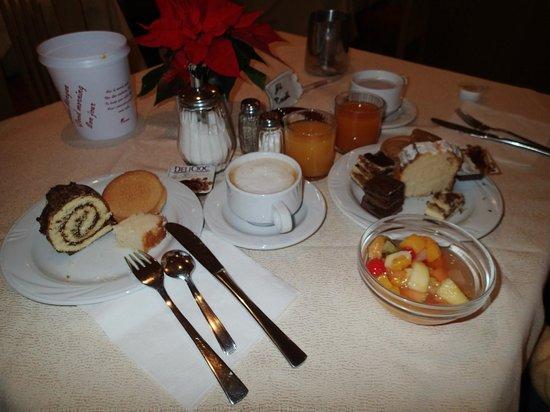 Hotel Mitterplarserhof : colazione