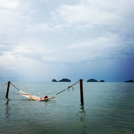Conrad Koh Samui Resort & Spa: Hammocks