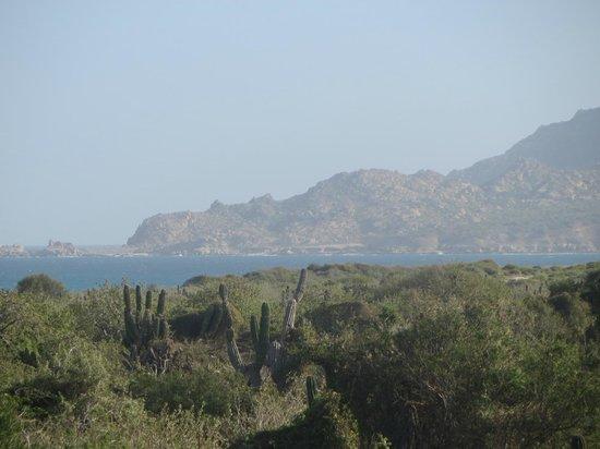 Baja Bungalows: view form our place