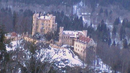 Schloss Hohenschwangau: Castello di Hohenschwangau.