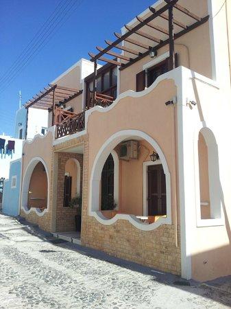San Giorgio Villa: Entrée hôtel