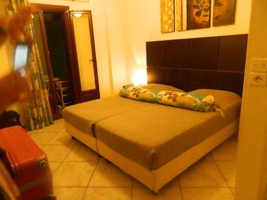 San Giorgio Villa: chambre twin