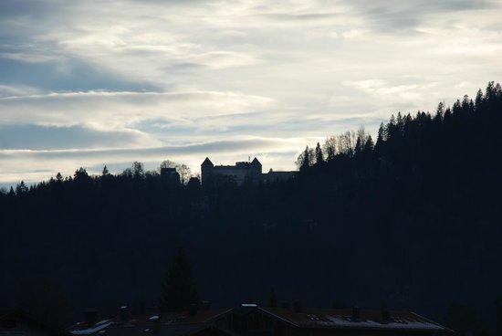 Gastehaus Pfatischer: panorama di Rottach-Egern