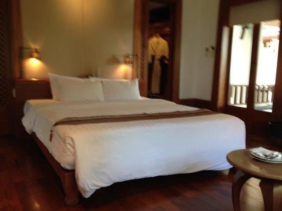 Nakamanda Resort & Spa: Bed