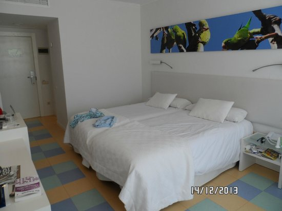 Iberostar Bouganville Playa: nice room