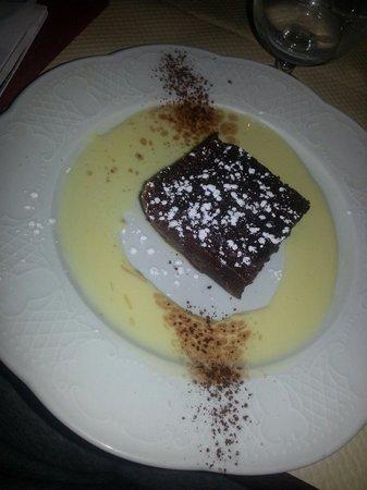 Cafe Med: Torta au chocolat