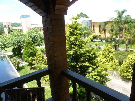 Casa Valduga Villas : varanda