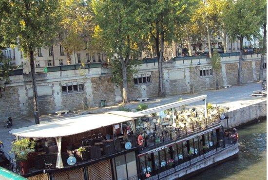 Hotel Flor Rivoli : O sena pertinho