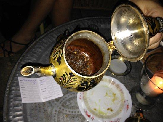 Carmen Del Campillo Moriscos: Tea