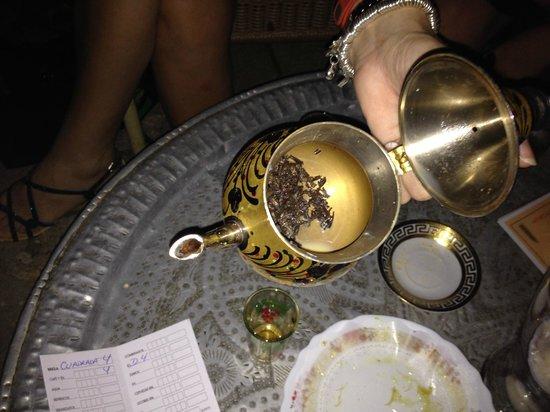 Tetería Carmen del Campillo: Tea