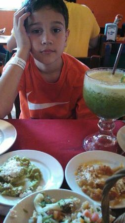 Cancun With Me: Birthday boy in Valladolid Authentic Mexican place