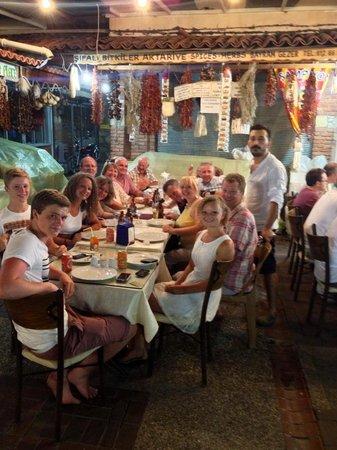 Fethiye Fish Market: FİSH AND VEGETABLE MARKET