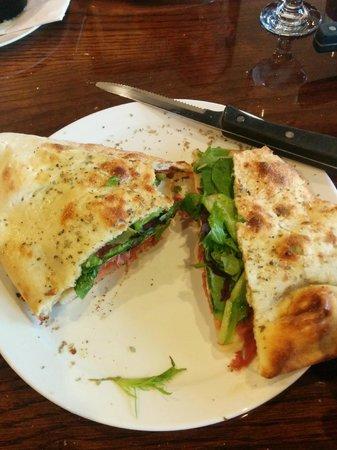 Nonna's Oven : Prosciutto Sandwich