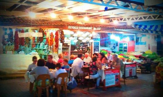 Fethiye Fish Market: öztoklu restaurant