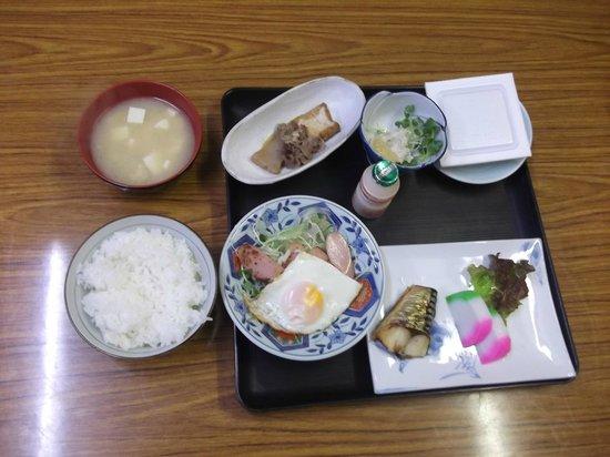 Tamana-gun, Japón: 朝食