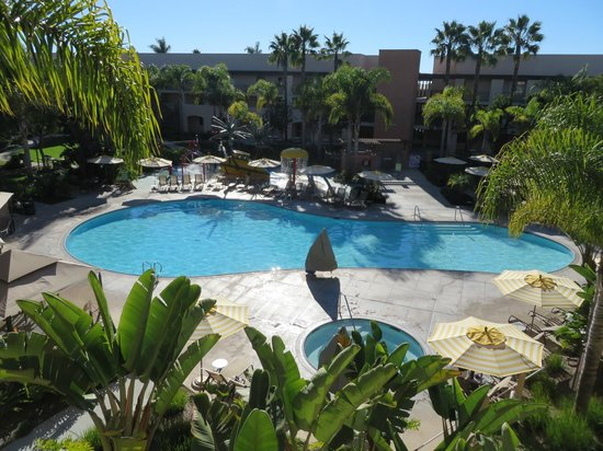Grand Pacific Palisades Resort and Hotel: Another sunny day in Carlsbad