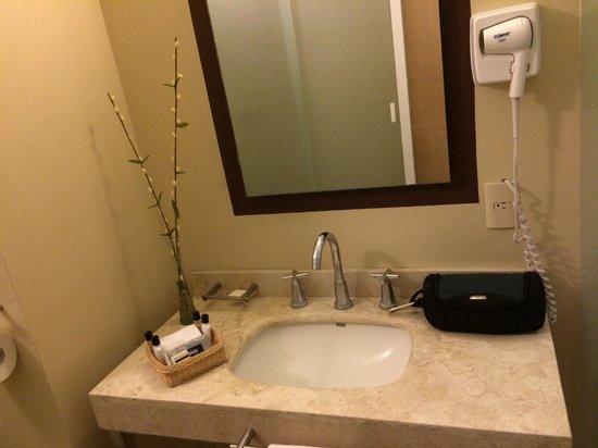 Hotel Balcon del Cielo: Beautiful clean bathrooms