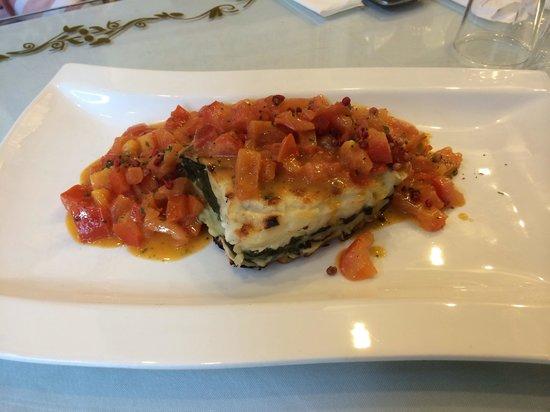 Can Oba Restaurant : Lasagna