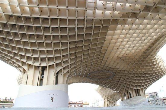 Metropol Parasol: Quirky architecture