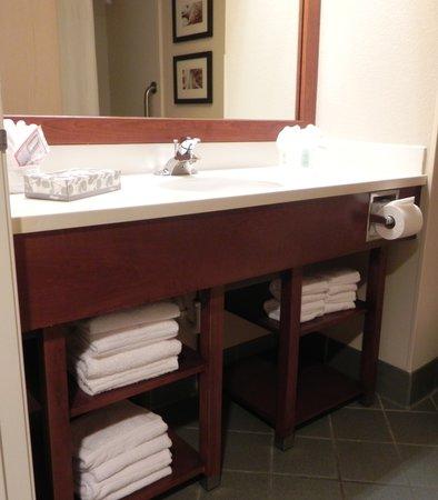 Bathroom With Vanity Picture Of Comfort Suites Miami