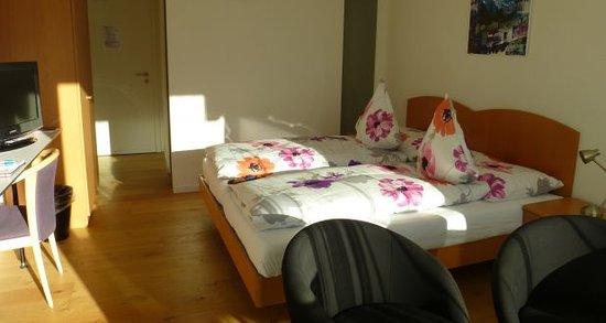 Hotel Baeren: balkonzimmer