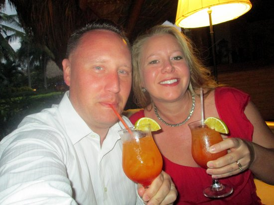 Zoetry Agua Punta Cana: Drinks after dinner