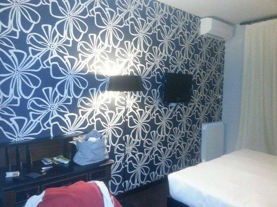 Hotel Universo: camera