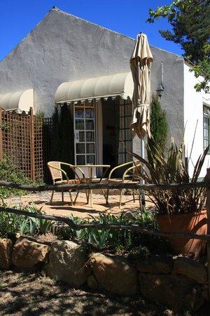 Comfrey Cottage: Cottage mit Terrasse