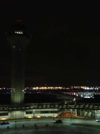 Hilton Chicago O'Hare Airport: best view