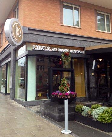 CIRCA at Dupont: Esterno