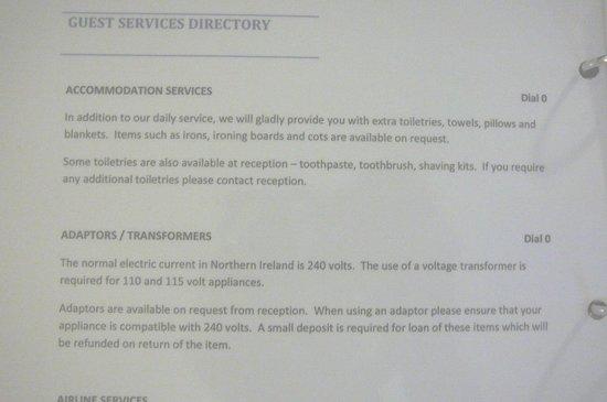 City Hotel: Hotel Information