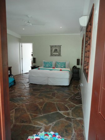 Paradise Cove Resort: Garden bungalow