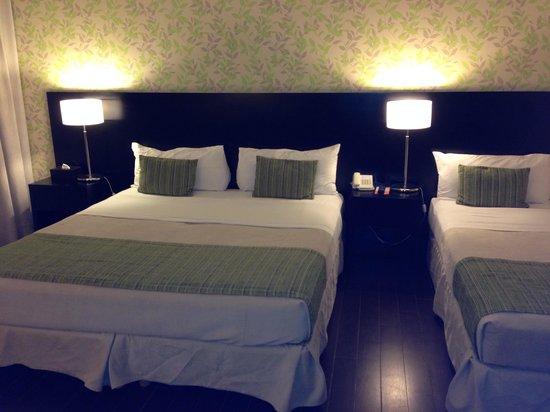 Grand Crucero Iguazu Hotel : Habitación 527