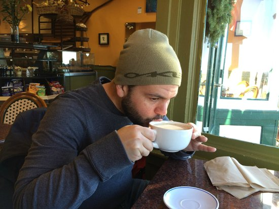 Sausalito Bakery & Cafe: Cafe Mocha