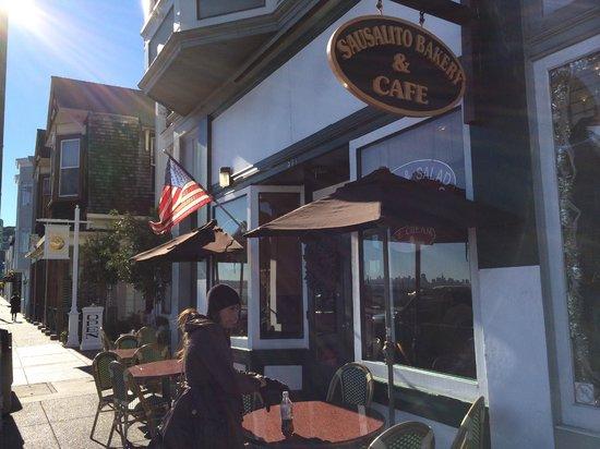 Sausalito Bakery & Cafe: Sausalito Cafe