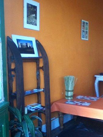 Cafe del Muelle Viejo: Calido!