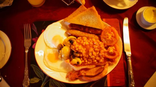 Potters Mooring Hotel: Wow!, What a breakfast!