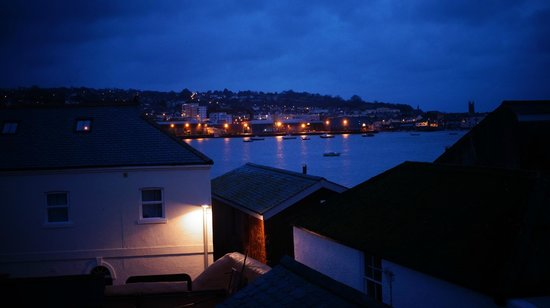 Potters Mooring Hotel: Taken around 6.45 in the morning