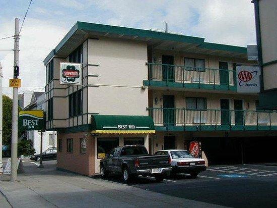 Van Ness Inn Hotel: Great value at America's Best Inn SFO