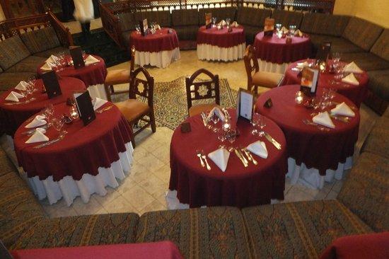 Hotel Riu Tikida Garden : 1001 Nights restaurant - no surchage
